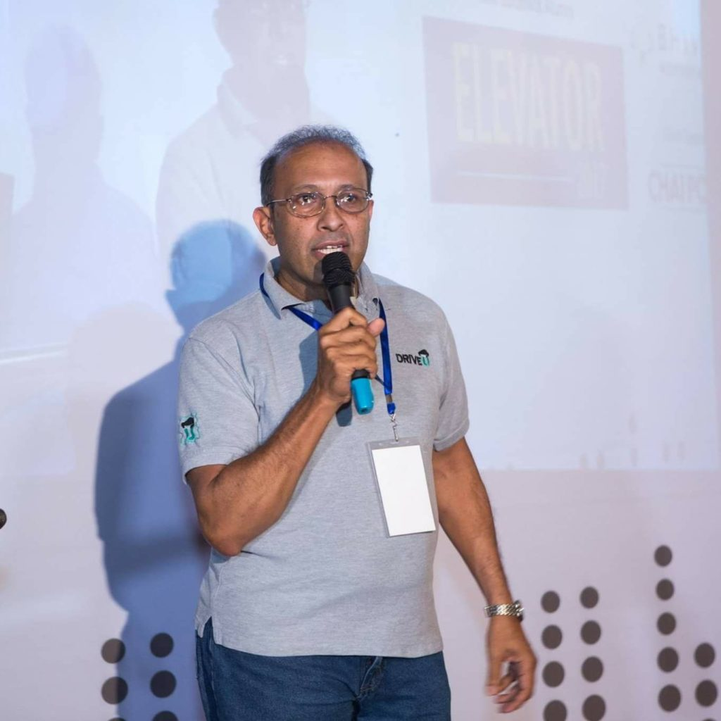 Mr Rahm Shastry, CEO and Founder, DriveU