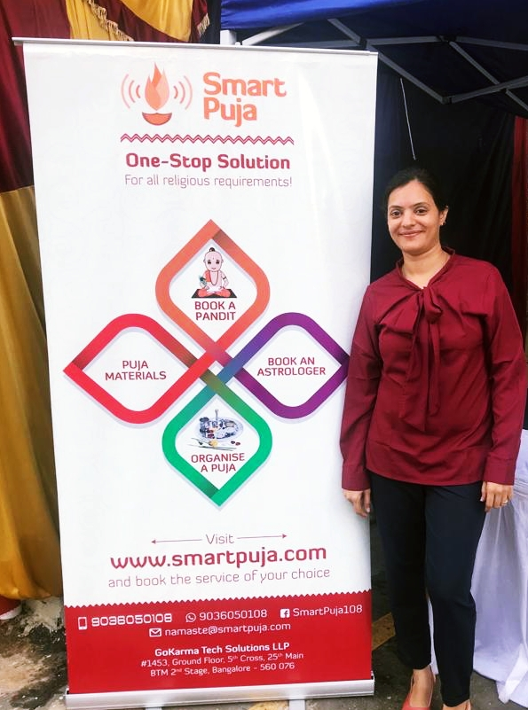Pooja Chaturvedi Co-Founder